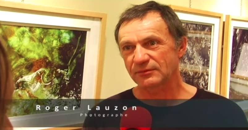 ROGER LAUZON À LA MAISON DE LA CULTURE