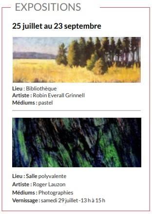 VivCheznous - exposition - Roger Lauzon - Paréidolie